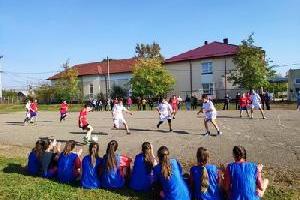Cupa Școala Gimnazială Lețcani - 130 de ani